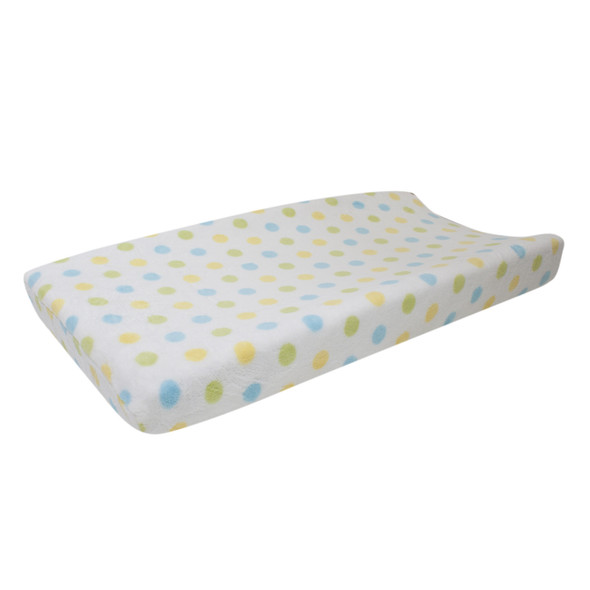Bedtime Originals Curly Tails Collection Changing Pad Cover
