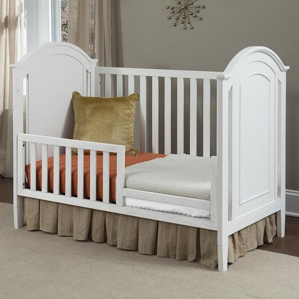 Westwood Harper Cottage Crib in White