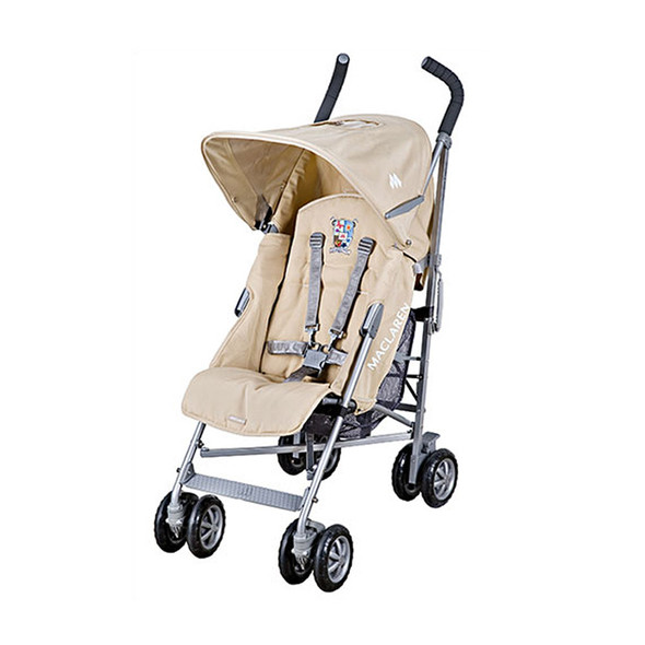 Maclaren 4 Seasons Stroller in Tan(2007)