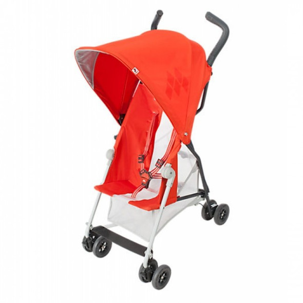 Maclaren Mark II Stroller in Spicy Orange