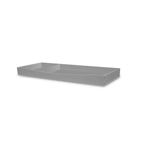 Pali Changing Tray with Bottom & Divider in Stone