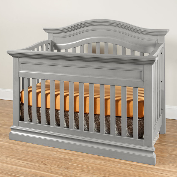 Westwood Stone Harbor Convertible Crib in Cloud