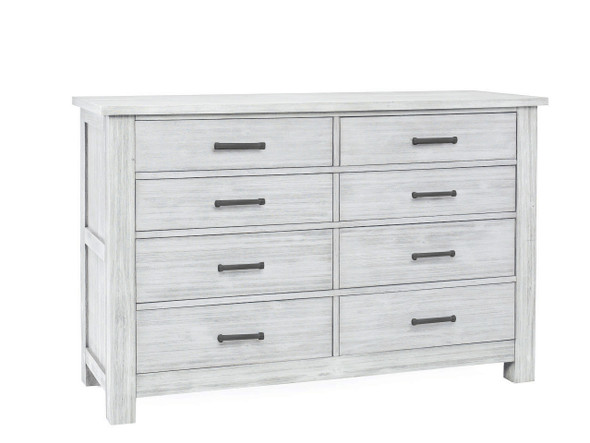 Dolce Babi Lucca 8 Drawer Dresser in Sea Shell by Bivona & Company