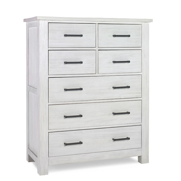 Dolce Babi Lucca 7 Drawer Chest in Sea Shell by Bivona & Company