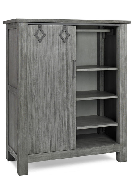 Dolce Babi Lucca Chifforobe in Weathered Grey by Bivona & Company