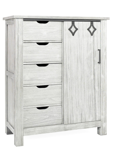 Dolce Babi Lucca Chifforobe in Sea Shell by Bivona & Company