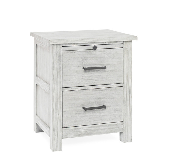 Dolce Babi Lucca Nightstand in Sea Shell by Bivona & Company