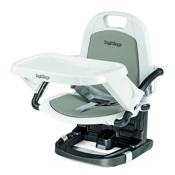 Peg Perego Rialto Booster Seat in Ice