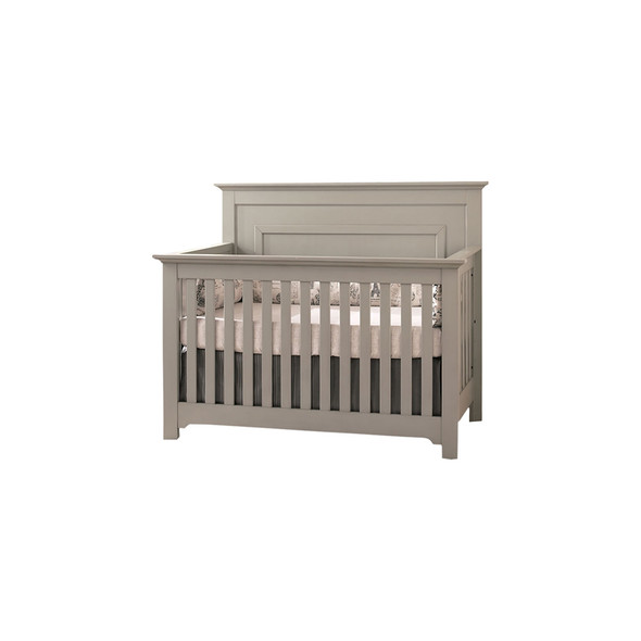 Centennial Chesapeake Lifetime Crib in Grey