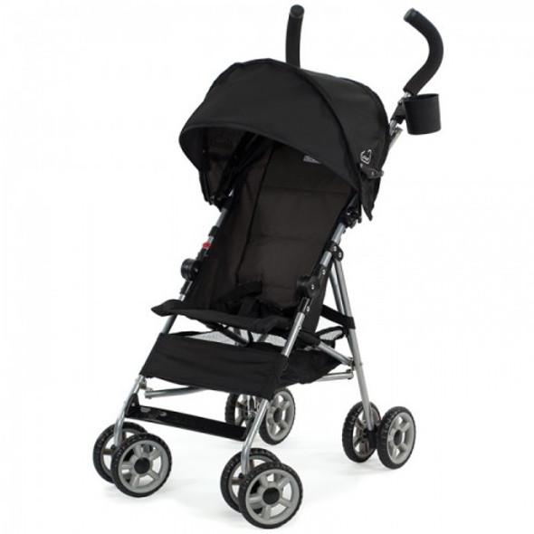 Kolcraft Cloud Umbrella Stroller in Black