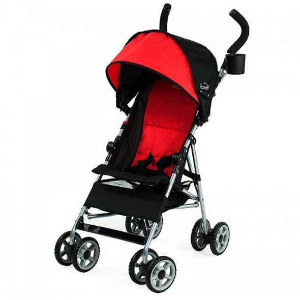 Kolcraft Cloud Umbrella Stroller in Scarlet Red