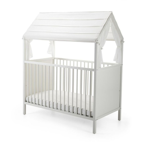 Stokke Home Bed Roof in White