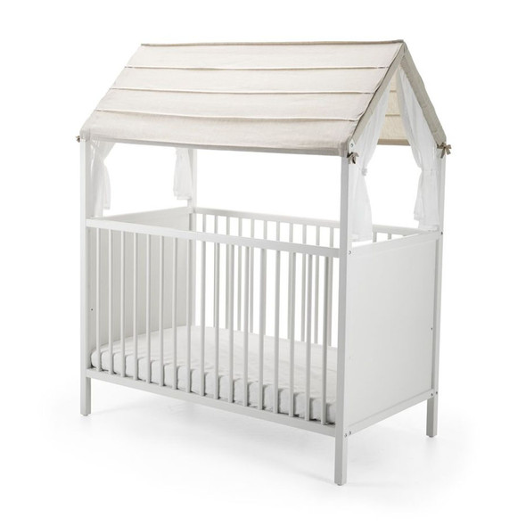 Stokke Home Bed Roof in Natural