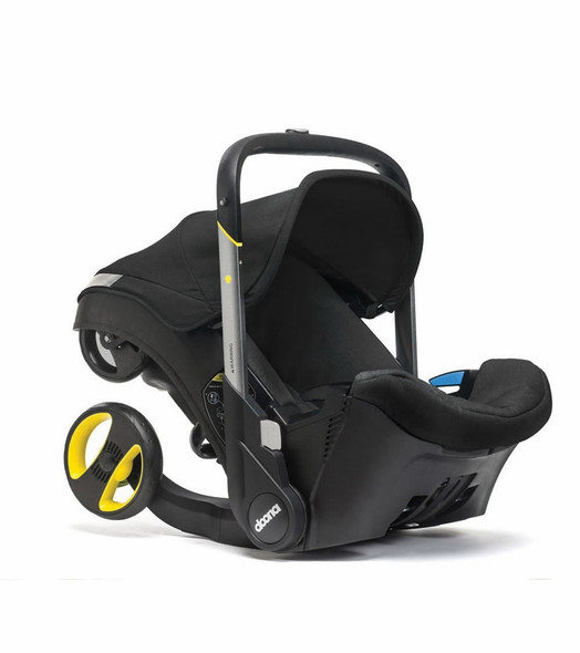 Doona Infant Carseat with Base in Black