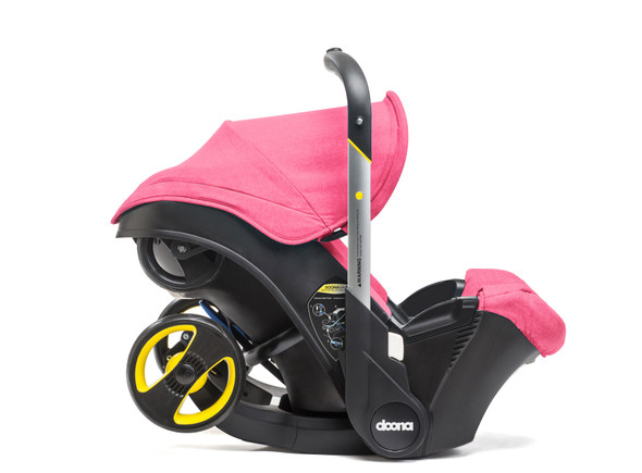 Doona Infant Carseat with Base in Pink