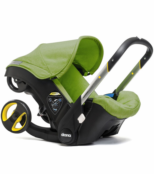 Doona Infant Carseat with Base in Green