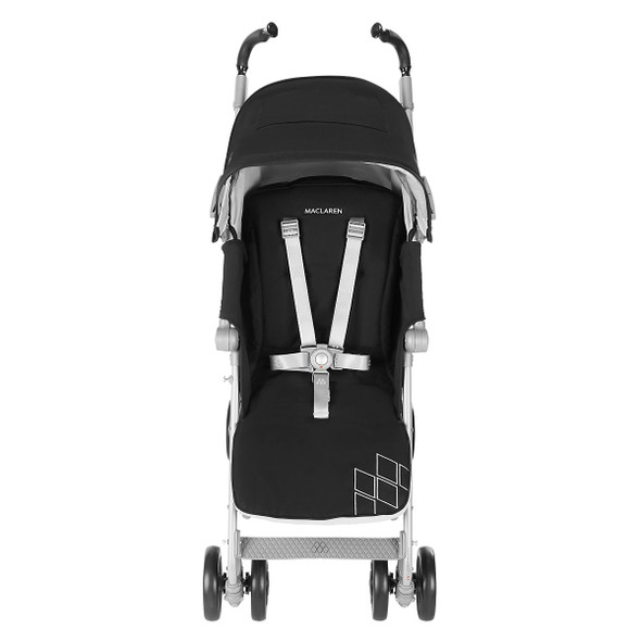 Maclaren Techno XT Stroller in Black/Silver