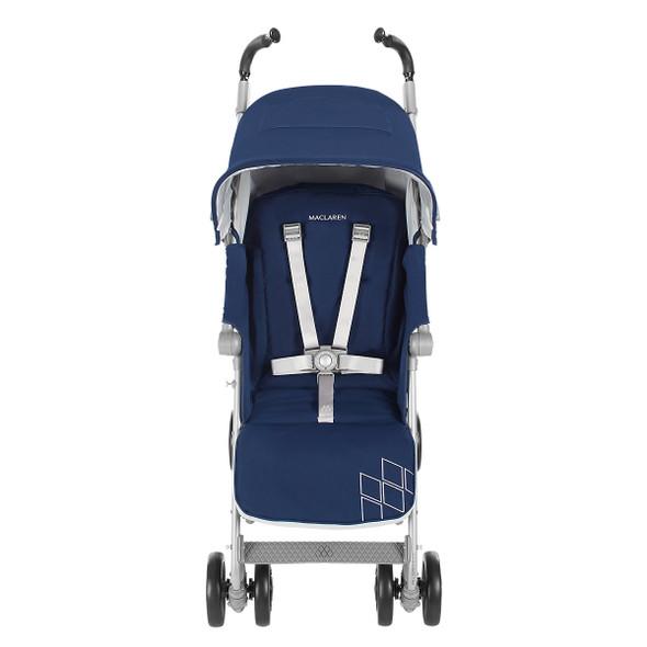 Maclaren Techno XT Stroller in Medieval Blue/Silver