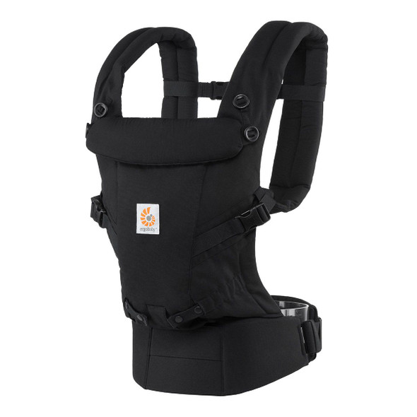 ErgoBaby Baby Carrier Adapt in Black