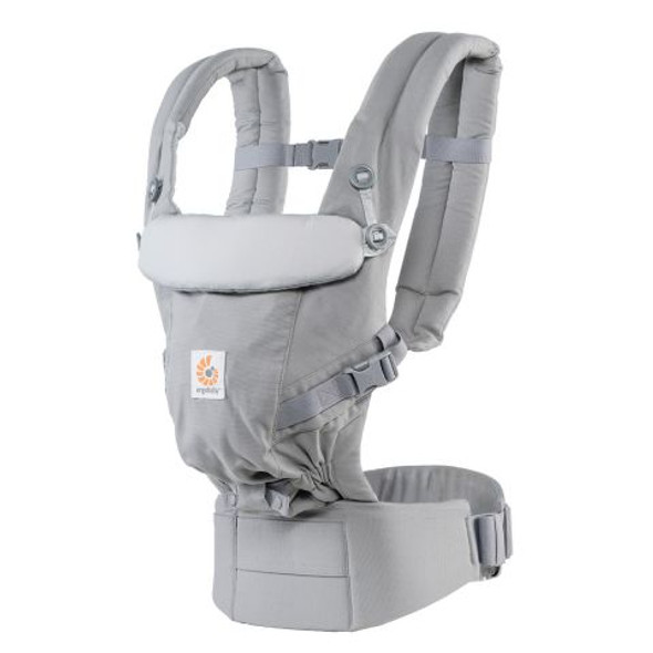 ErgoBaby Baby Carrier Adapt in Pearl Grey