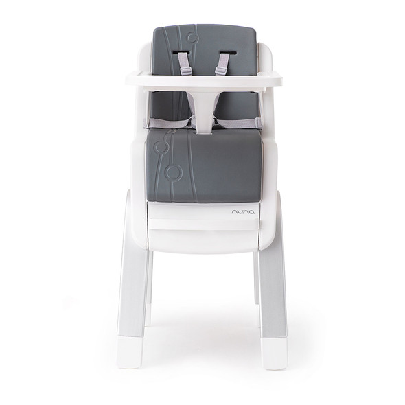 Nuna Zaaz Highchair in Carbon