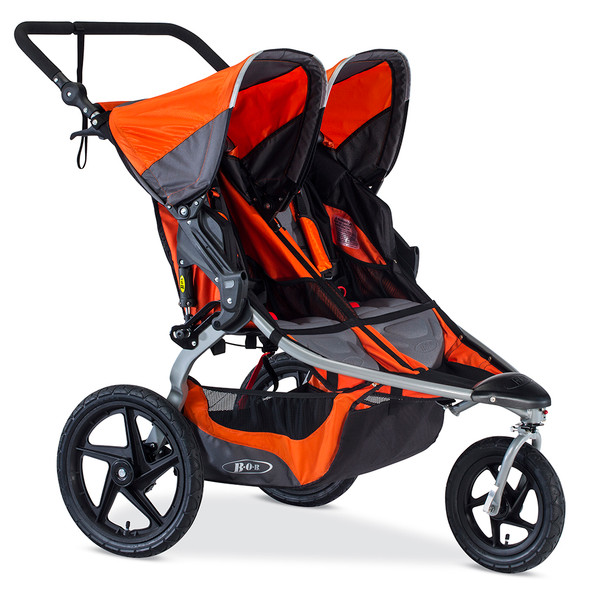 BOB Revolution Flex Duallie Stroller in Canyon