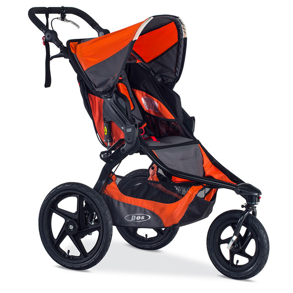 Bob Revolution Pro Stroller in Canyon/Black