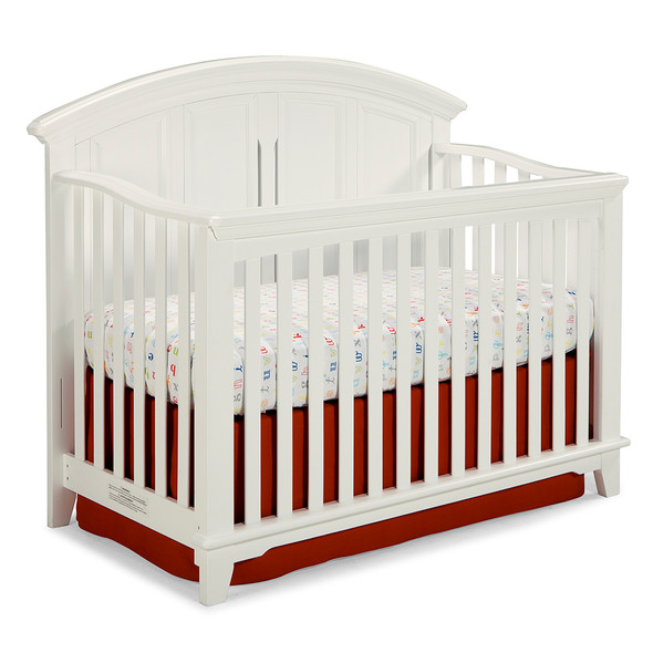 Westwood Jonesport Collection Convertible Crib in White