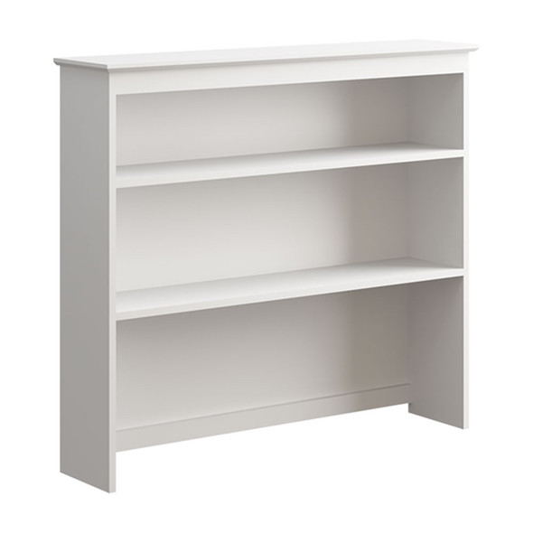 Offspring Terrance Desk Hutch in White