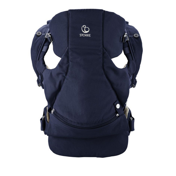 Stokke MyCarrier Front in Deep Blue