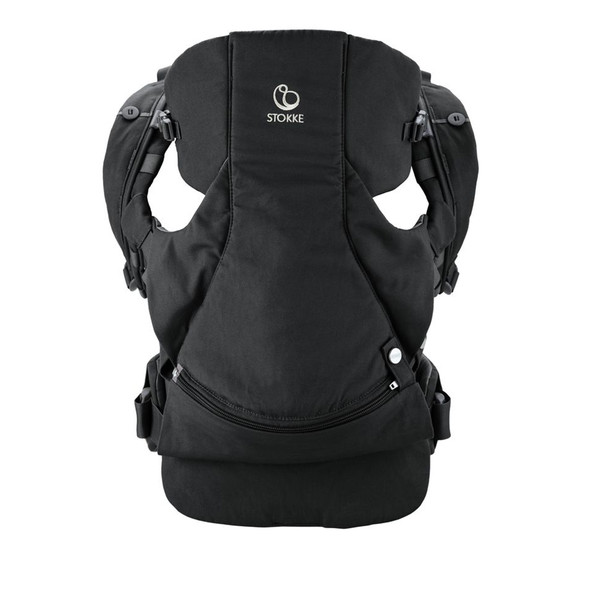 Stokke MyCarrier Front in Black