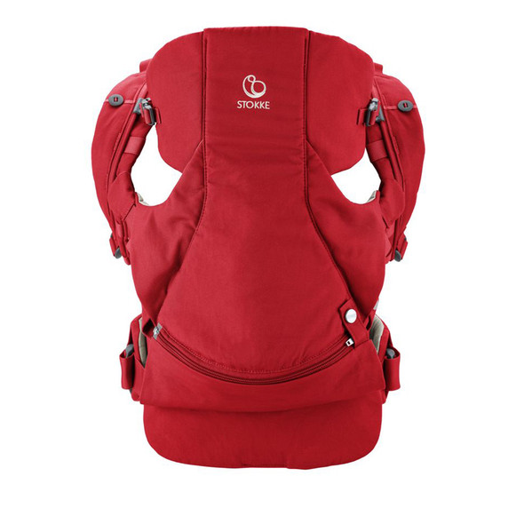 Stokke MyCarrier Front in Red