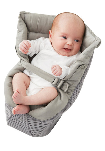 Ergobaby Perfomance Collection Infant Insert -  Grey-1