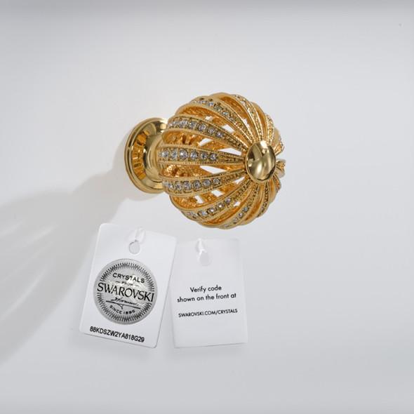 Natart Bella Gold Collection Double Dresser