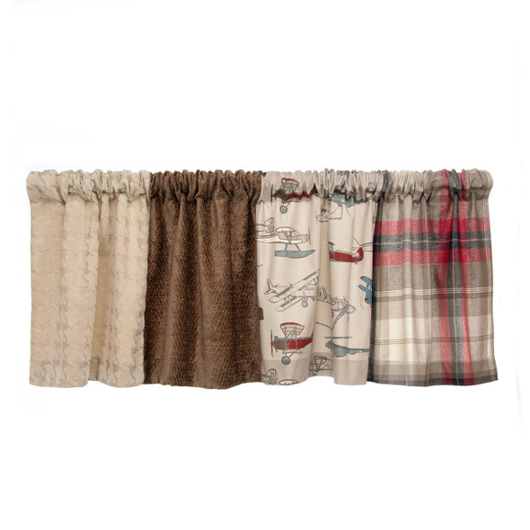 Glenna Jean Fly-By Window Valance