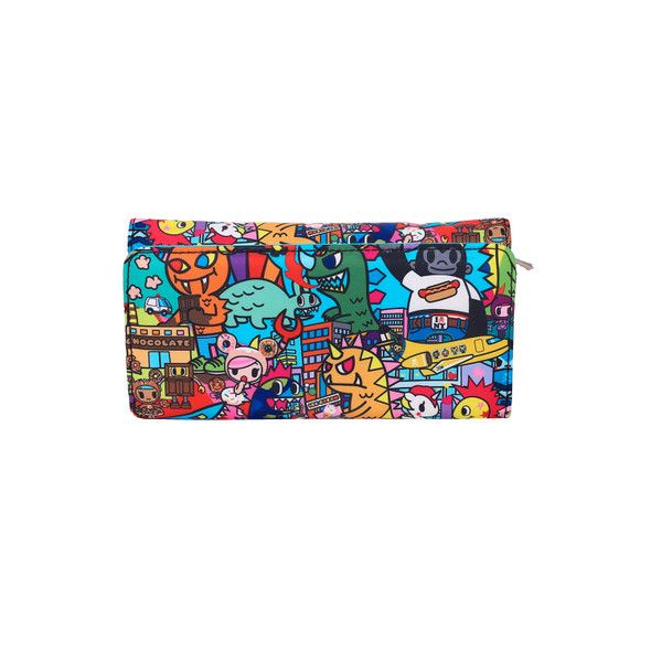 Jujube Tokidoki Collection-Kaiju City-Be Rich