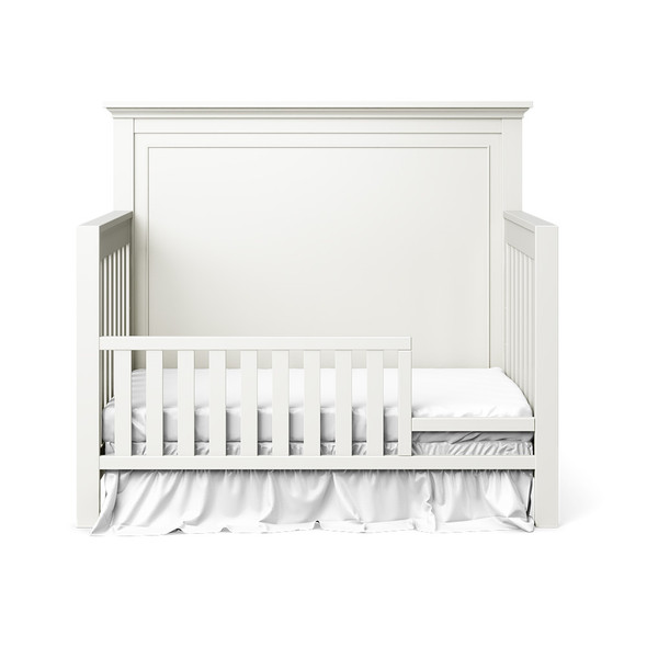 Silva Jackson Convertible Crib in White