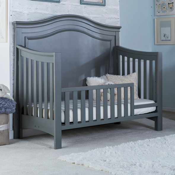Silva Serena Convertible Crib in Flint