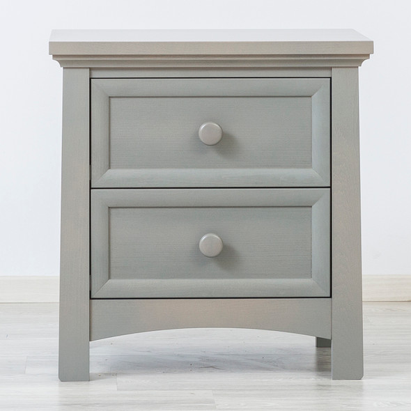 Silva Serena Nightstand in Flint