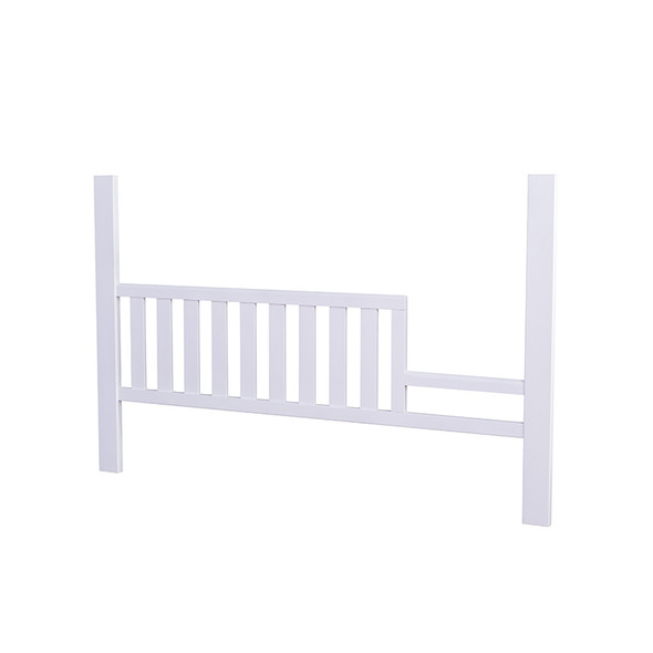 Silva Toddler Rail in White