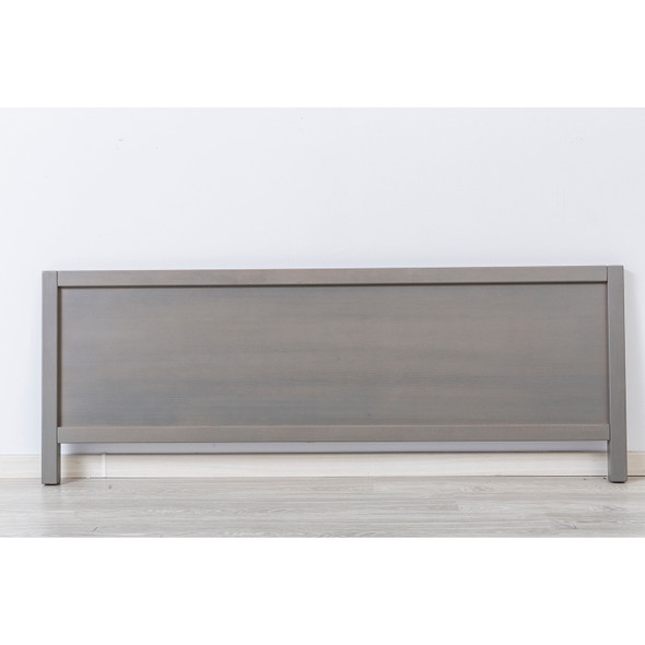 Silva Universal Low Profile Footboard in Flint