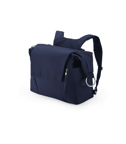 Stokke Changing Bag in Deep Blue-1