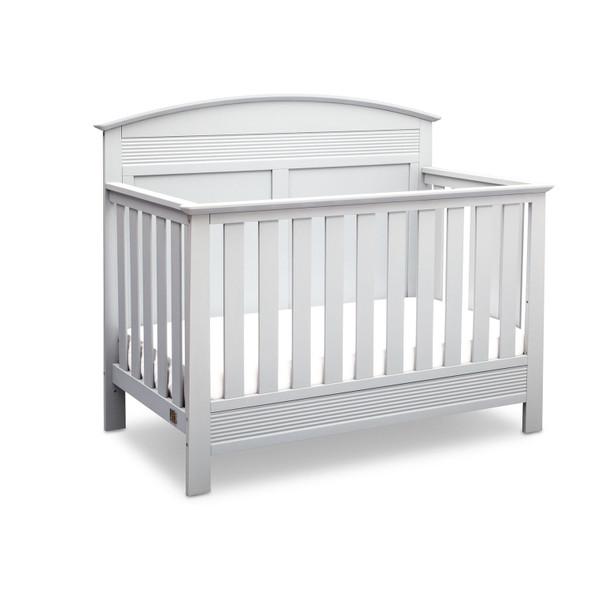 Serta Ashland Convertible Crib in Bianca