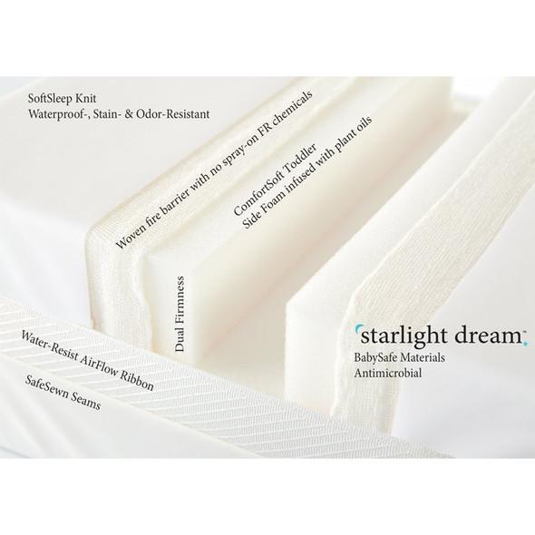 Moonlight Slumber Dream Crib Mattress