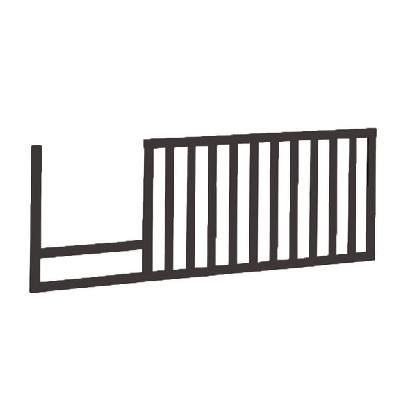 Natart Cortina Toddler Gate in Black Chalet
