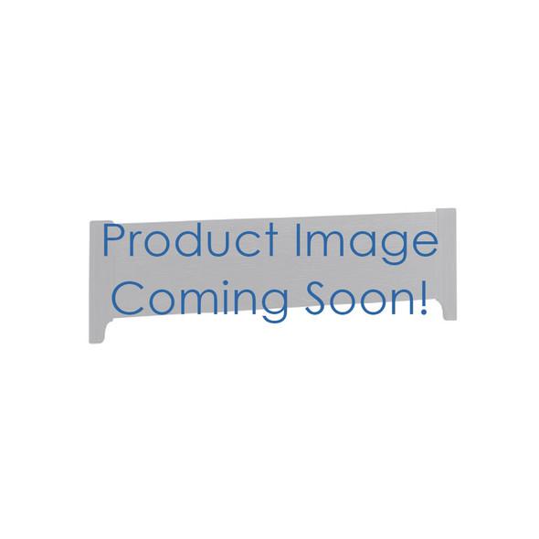 Natart Cortina Low Profile Footboard in Cognac