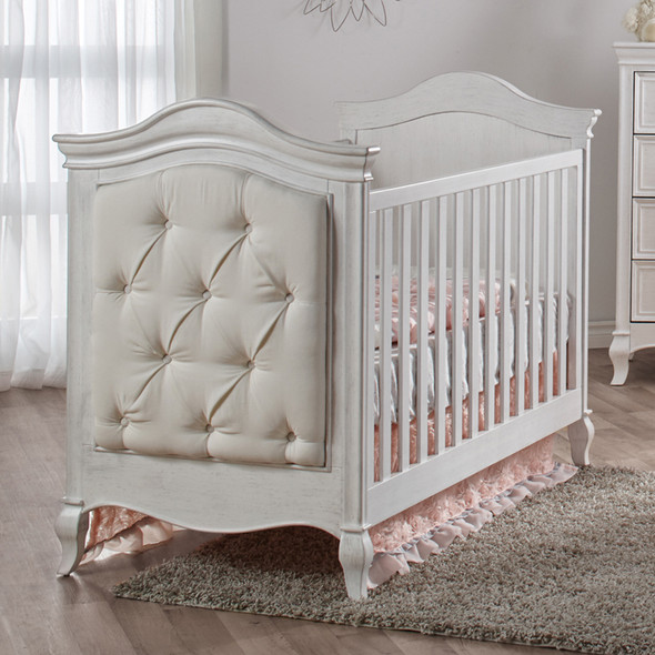 Pali Diamante Collection 3 Piece Nursery Set with Classic Crib