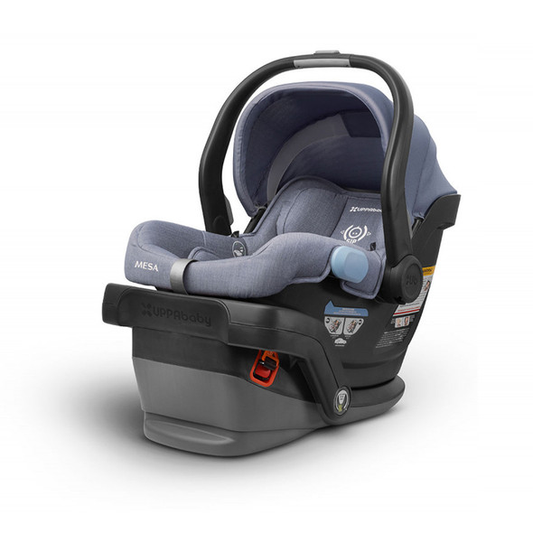 Uppa Baby Mesa Infant Carseat in Henry(Blue Marl)