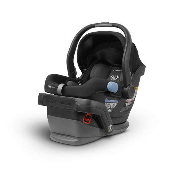 Uppa Baby Mesa Infant Carseat in Jake(Black)-1