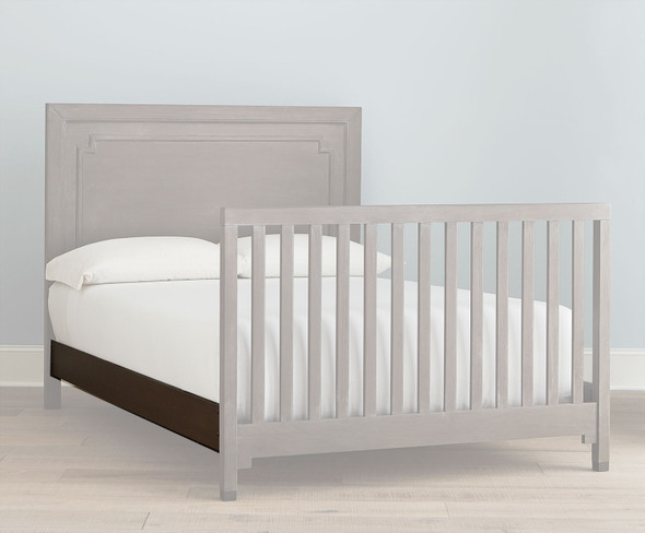 DwellStudio Beckett Bed Rail in Weathered Grey